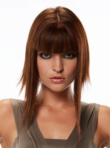 Ideale Gewellten Blonden Clip in Haar Extensions