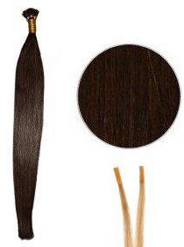 Rotbraune Erstaunlichen Stick/I Tip Haar Extensions