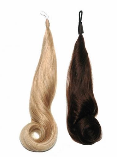 Braune Exquisiten Stick/I Tip Haar Extensions