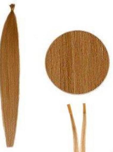Rotbraune Schonen Stick/I Tip Haar Extensions