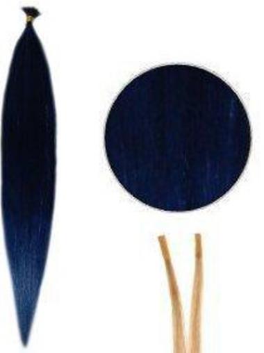 Schwarze Hübschen Stick/I Tip Haar Extensions