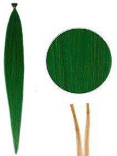 Schwarze Hochwertigen Stick/I Tip Haar Extensions