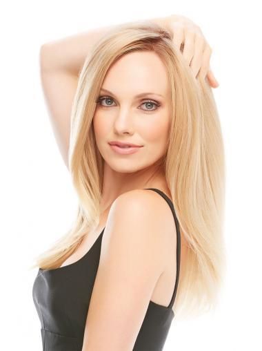 Haarschnitt Stufige Blonden Neuen EchthaarPerücken