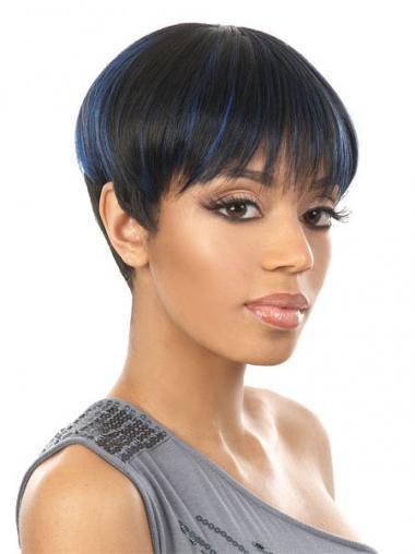 Haarschnitte Schwarzen Afoamerikanischen Perücken