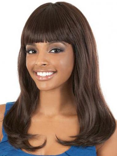 Haarschnitt Braune Afoamerikanischen Perücken