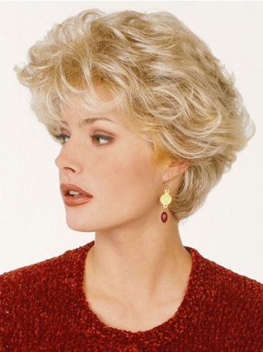 Stile Grauen Blonden Klassischen Perücken