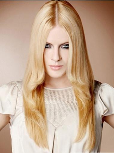 Naturliche  Blonden Neuen Synthetikperücken