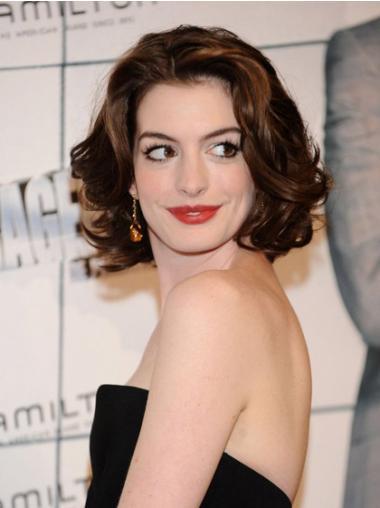 Große Stufigen Rotbraunen Anne Hathaway