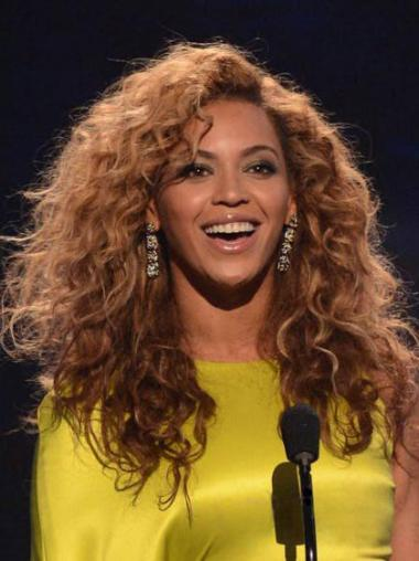 Billge Stufigen Rotbraunen Beyonce Perücken