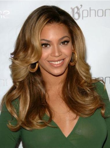 Attraktive  Braunen Beyonce Perücken