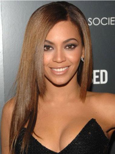 Wunderbare Braunen Beyonce Perücken