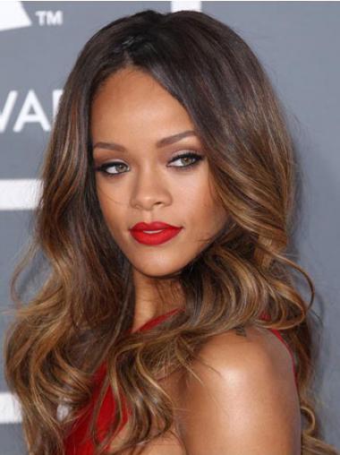 Braune Gewellten Billige Rihanna