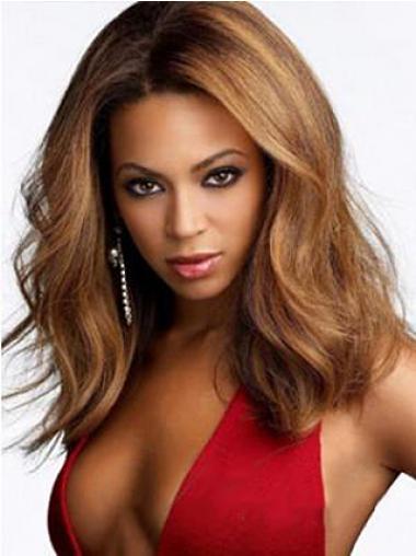 Moderne Rotbraunen Beyonce Perücken