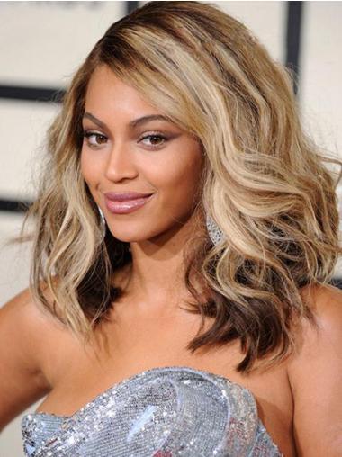 On-line Stufige Blonden Beyonce Perücken