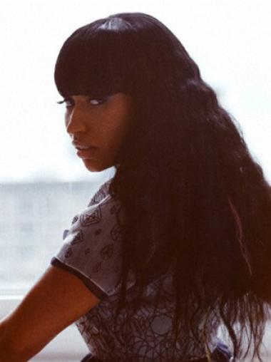 Stile Gewellten Nicki Minaj