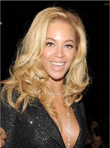 Modäne  Blonden Beyonce Perücken