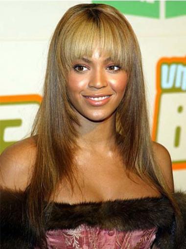 Weiche Blonden Beyonce Perücken