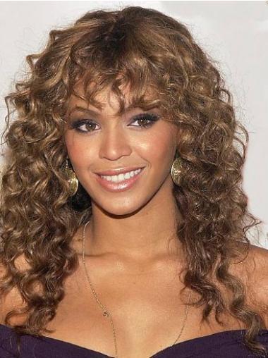 Dauerhafte Stufigen Rotbraunen Beyonce Perücken