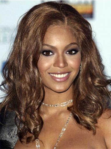 Exquisite  Braunen Beyonce Perücken