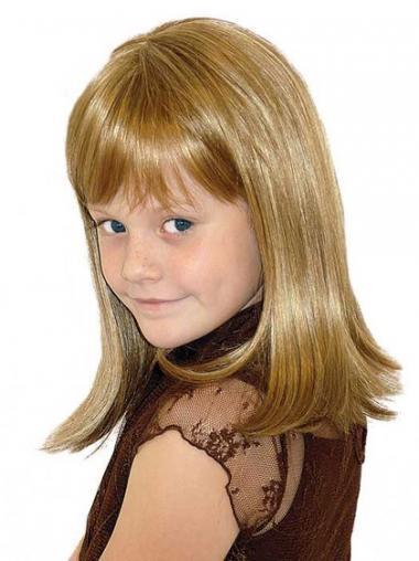 Ideale Mittleren Blonden Kinder Perücken