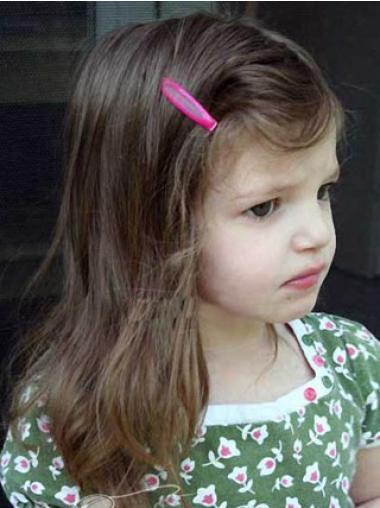 Sehr Wunderbare Mittleren Braunen Kinder Perücken