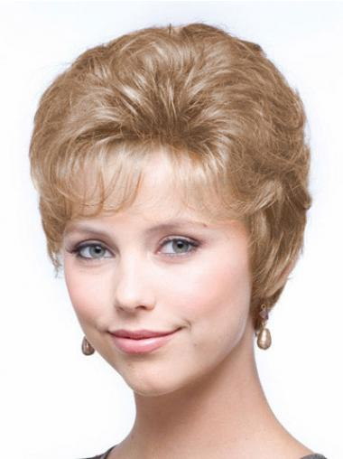 Perfekte Blonden Klassischen Perücken