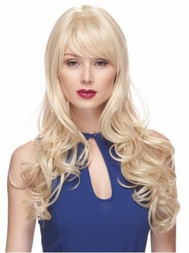 Moderne Blonden Langen Perücken