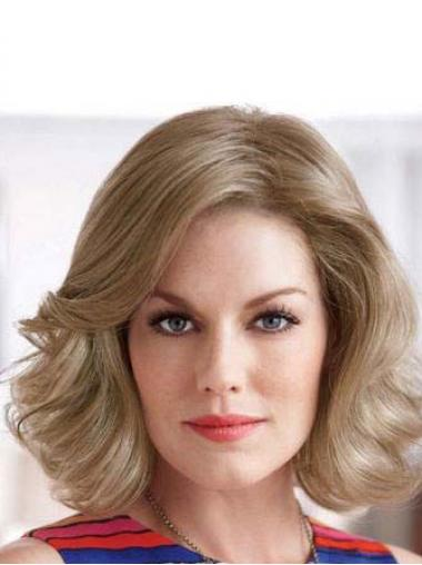 Moderne  Blonden Klassischen Perücken