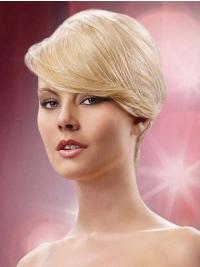 Hochwertige Blonden Clip in Haar Extensions