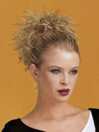 Geeignete Glatten Blonden Clip In Haarteile