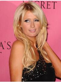 Schone Stufigen Blonden Paris Hilton Synthetikperücken