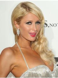 Flexibilitäte  Blonden Paris Hilton Synthetikperücken