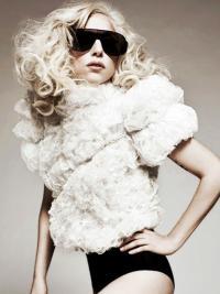 Weiche Längeren Lady Gaga