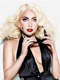 Dauerhafte Blonden Mittleren Lady Gaga