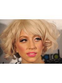 Exquisite Blonden Mittleren Lady Gaga