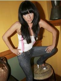 Perfekte Schwarzen Längeren Lady Gaga