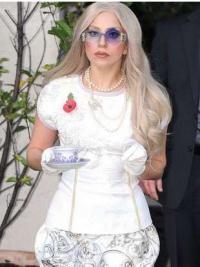 Ideale Längeren Lady Gaga