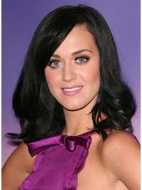 Große Stufigen Schwarzen Katy Perry