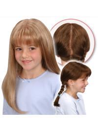 Erstaunliche Langen Blonden Kinder Perücken