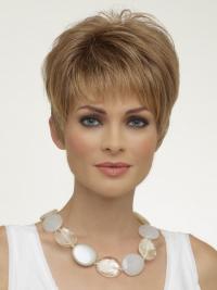 Blonde Modänen Synthetikperücken