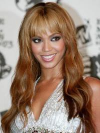Erschwingliche Rotbraunen Beyonce EchthaarPerücken