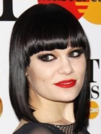 Bequeme Bobs Schwarzen Promi Perücken Jessie J