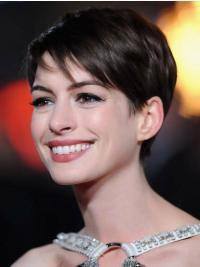 Bequeme Braunen Anne Hathaway