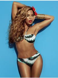 Beyonces Lange Gelockte Blonde Süβe Perücken